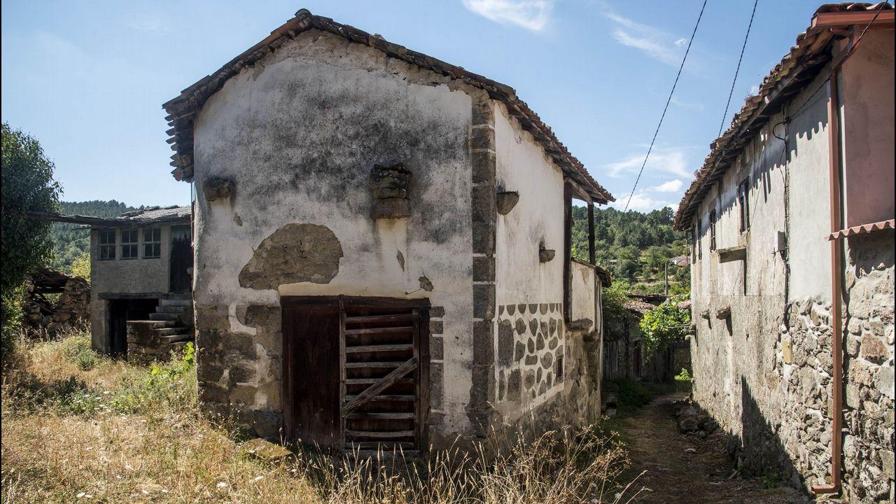 Rusticas gallegas top remodelacin de casa de piedra y - Proyectos de casas rusticas ...