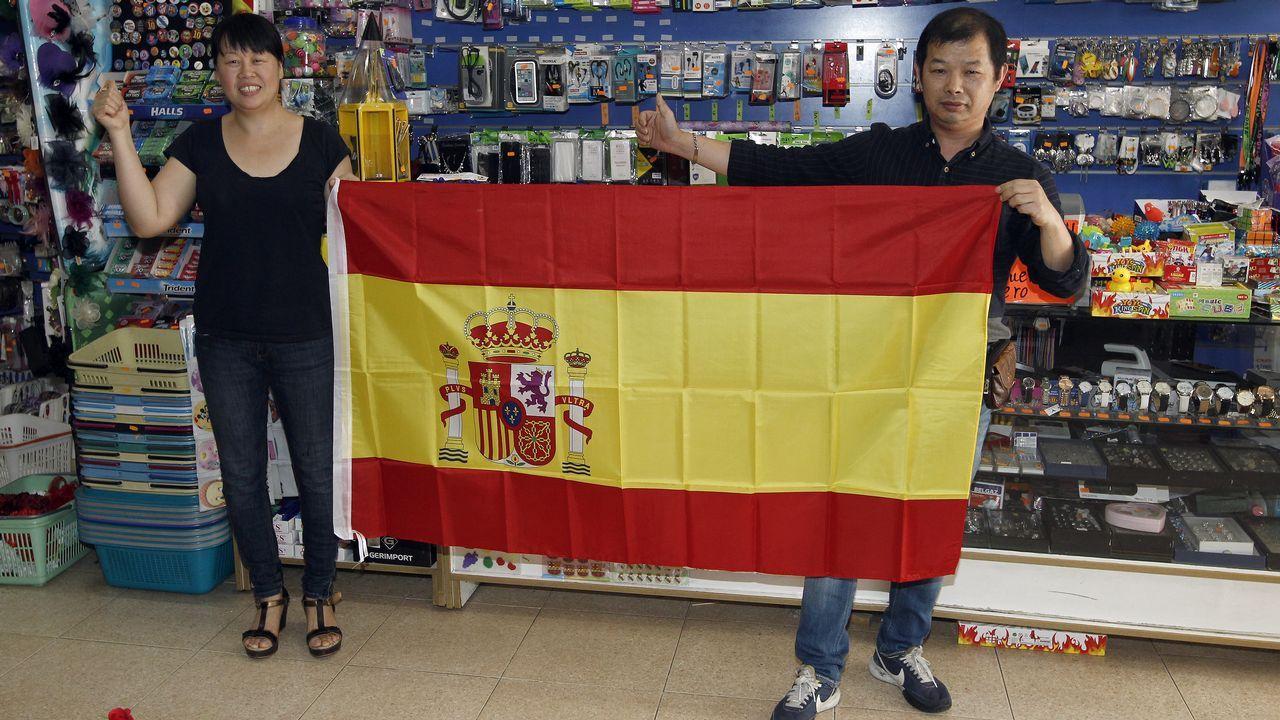 Los chinos no pagan im puestos en España