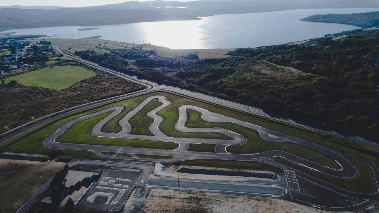 Circuito Karting : El gallego de karting llega al circuito de as pontes