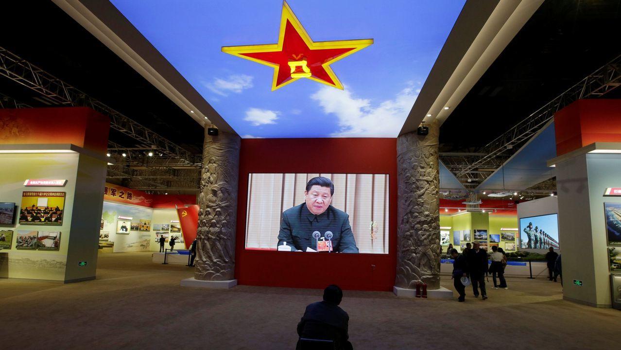 Resultado de imagen para xi jinping Culto a La Personalidad