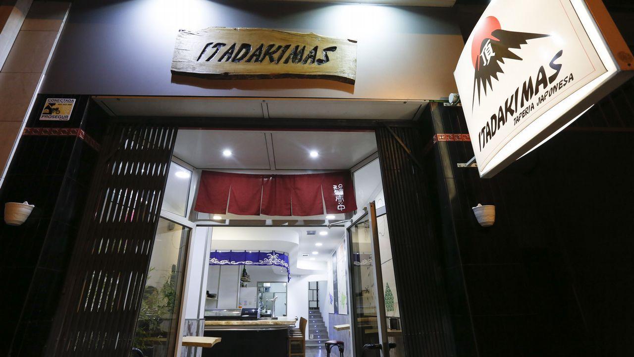 Dos japoneses abrirán un restaurante de comida tradIcional de su país