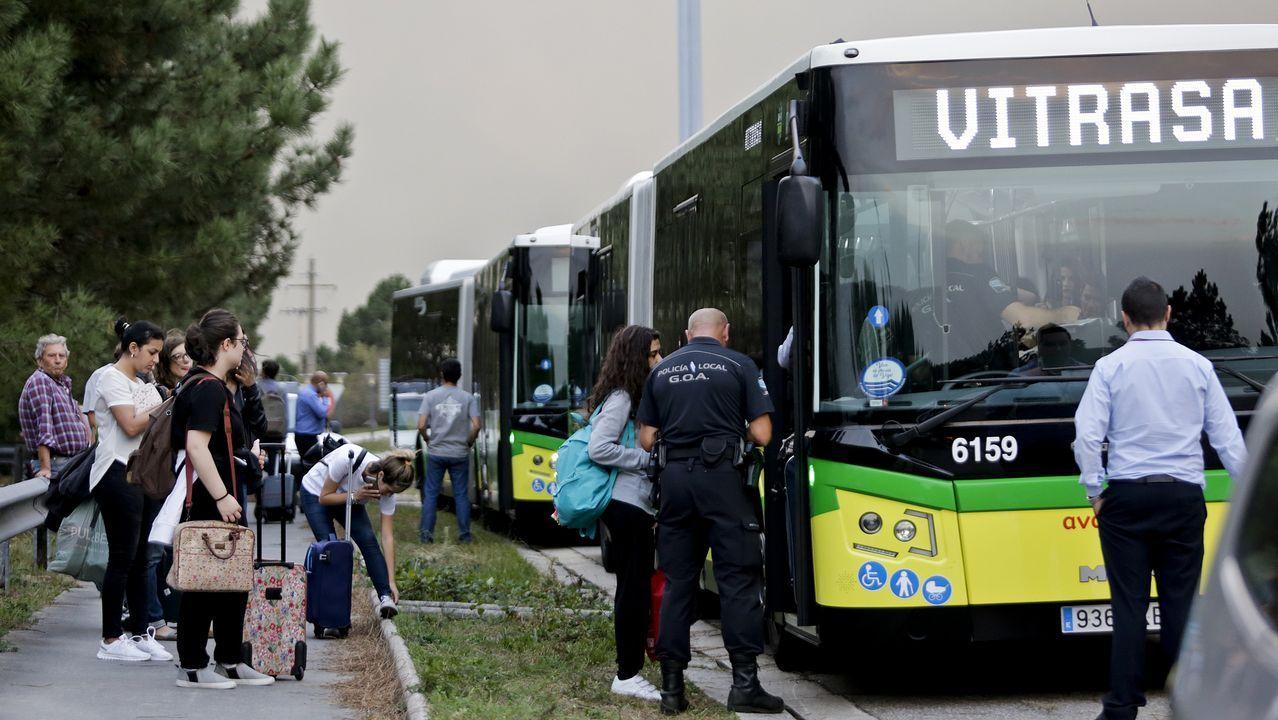 El campus de Vigo prevé reanudar el martes las clases tras la ...