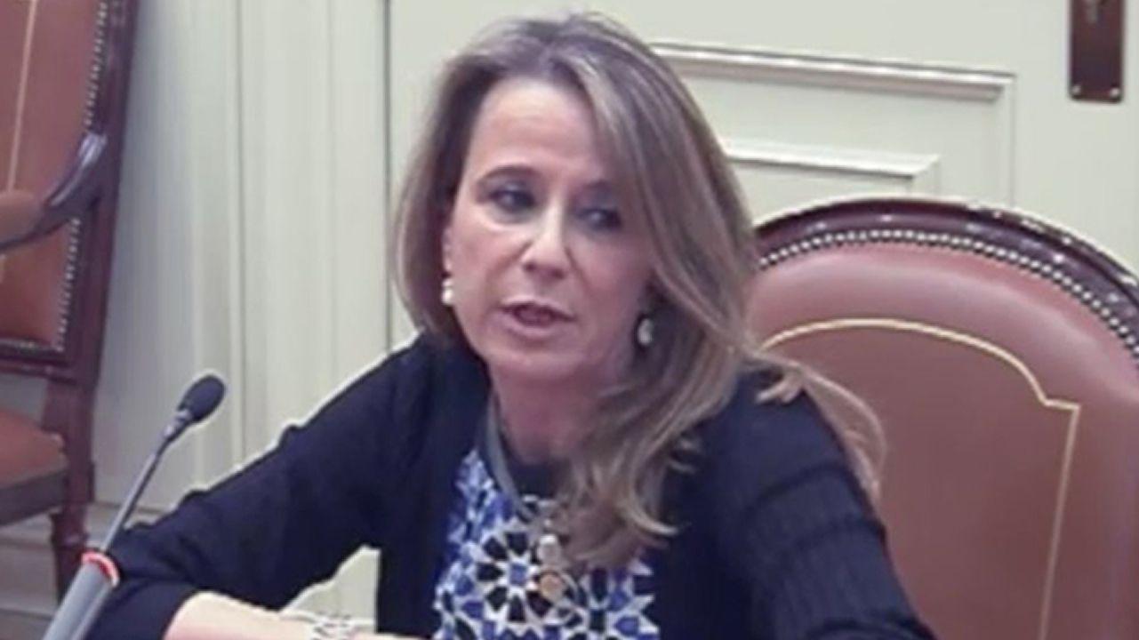 Carmen Lamela Una Magistrada Ajena A Las Circunstancias Politicas