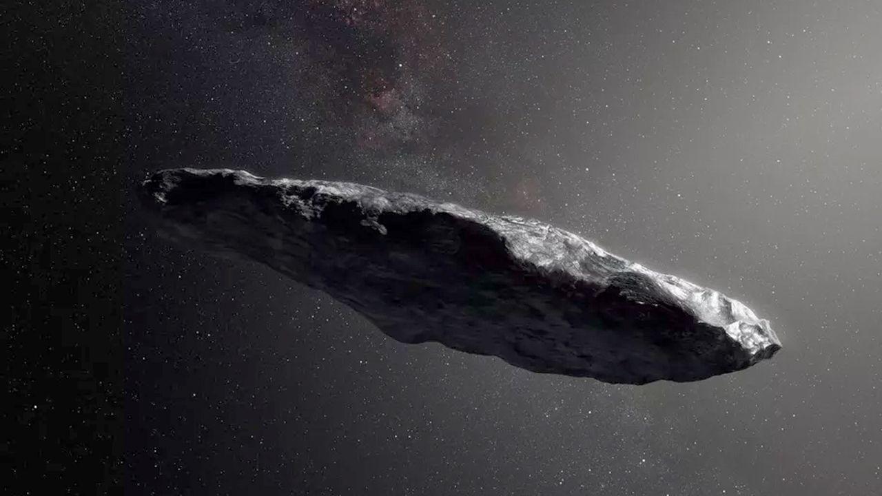 Oumuamua El Asteroide Interestelar Que Entró A Nuestro Sistema Solar