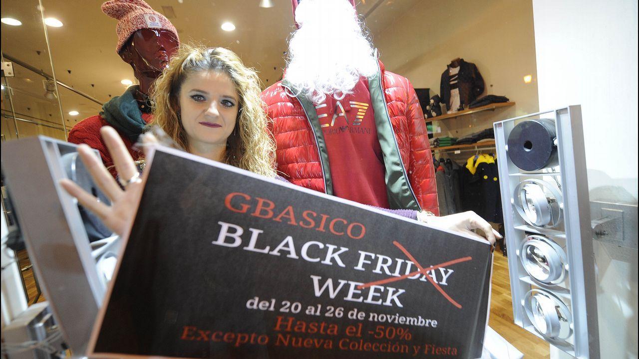 El Comercio Se Juega Los Beneficios De Este Mes En El Black Friday # Muebles Sieiro Lalin