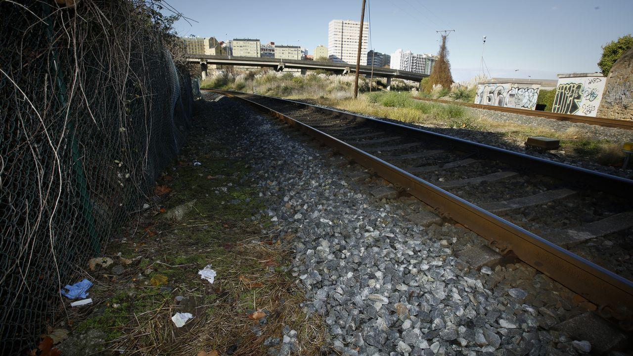Los padres de la joven arrollada por el tren descubren que murió al ...