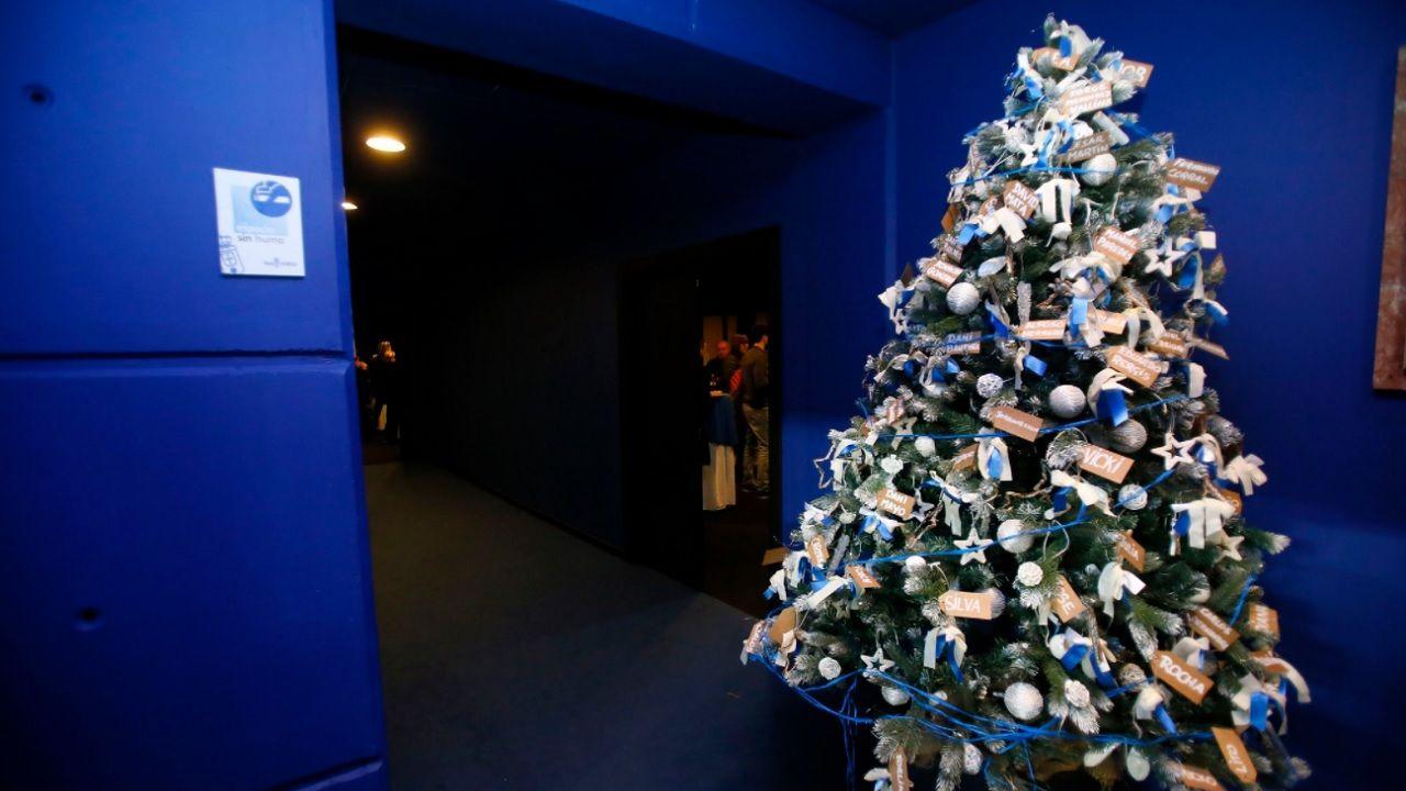 La original felicitacin navidea del Real Oviedo