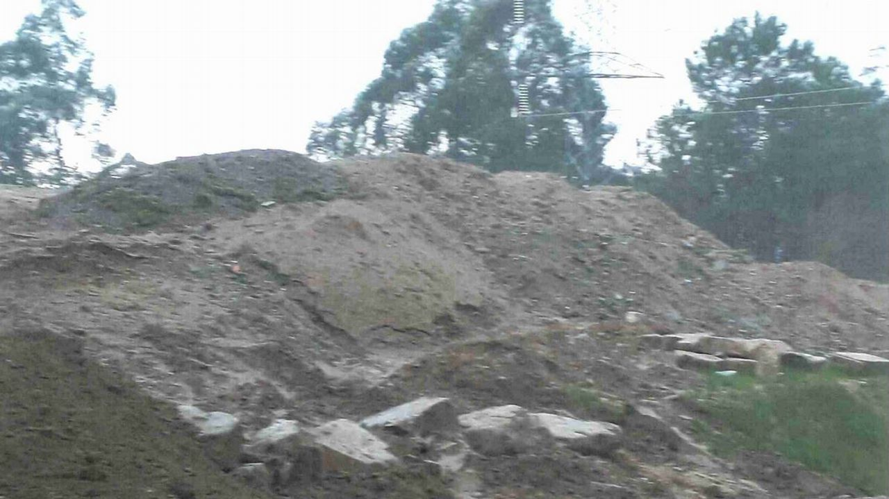 Marea de Vigo acusa de reanudar una obra ilegal a los comuneros de ...