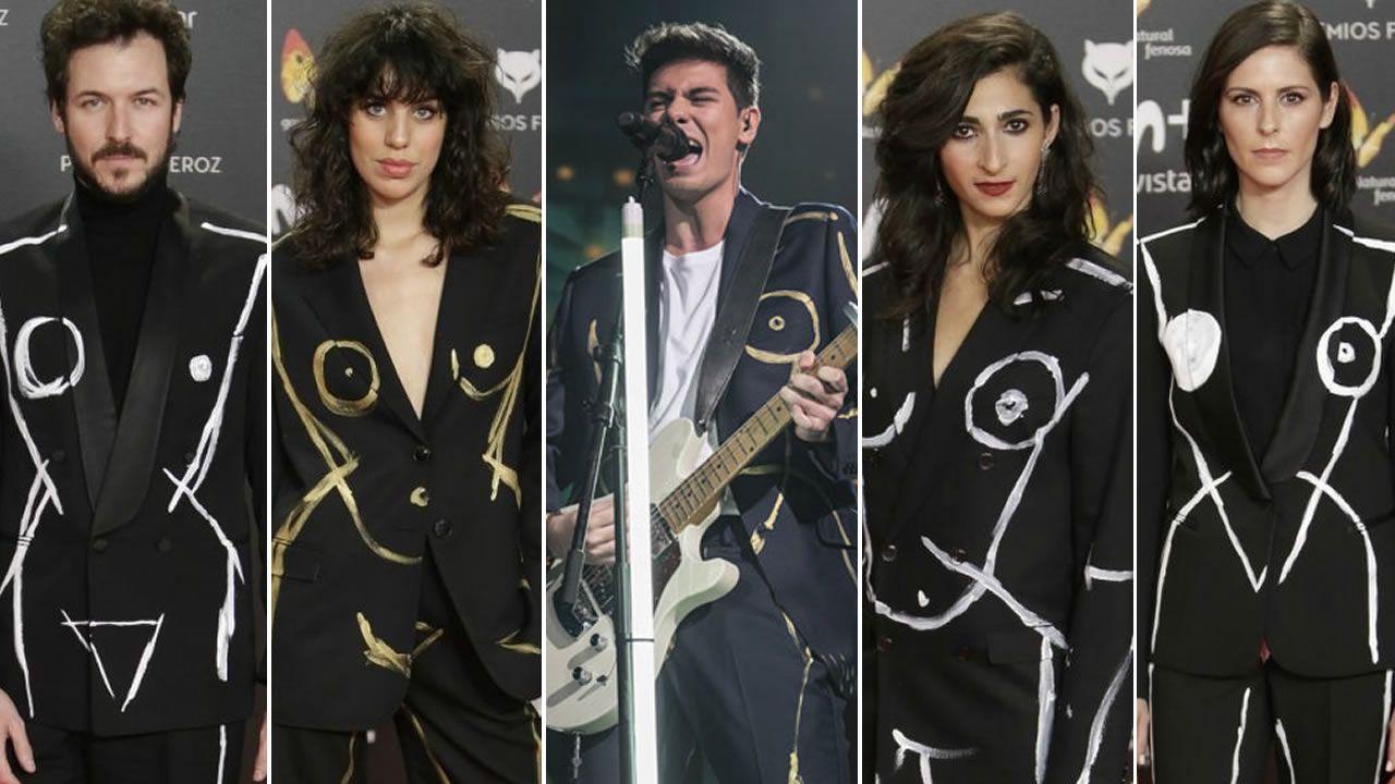 f8158851ef1 Por qué todo el mundo lleva estos trajes con una silueta femenina ...