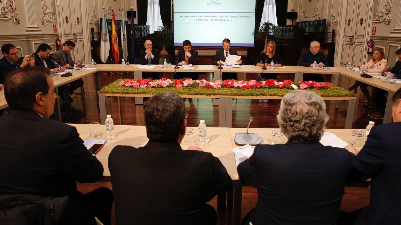 Las diputaciones apuestan por políticas transversales frente al  despoblamiento del rural 47aa09cfb9a