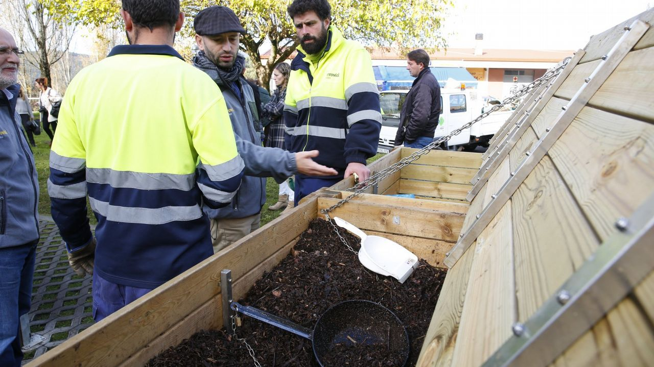 Pontevedra compostó 720 toneladas de residuos orgánicos el año pasado 28e7b541f74