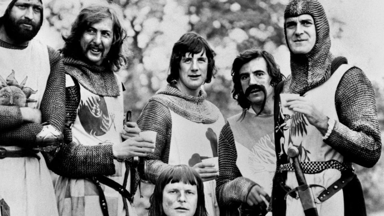 Resultado de imagen de Monty Python