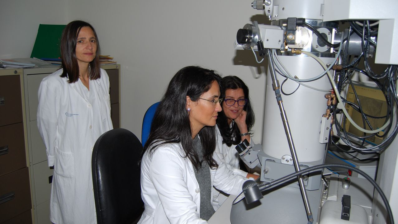El atractivo microscopio de Anatomía Patológica