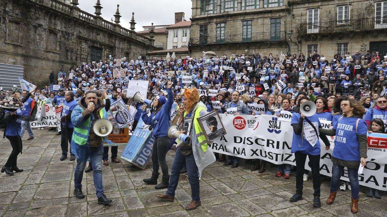 Los sindicatos urgen a la Xunta a «retomar las negociaciones» para ...