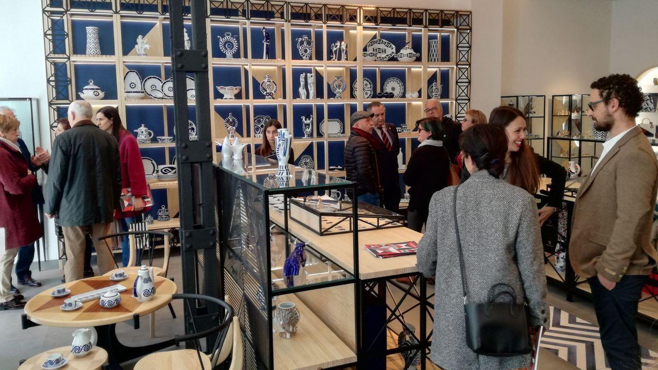 769ee5d5d Sargadelos prepara la apertura de una tienda en Oviedo