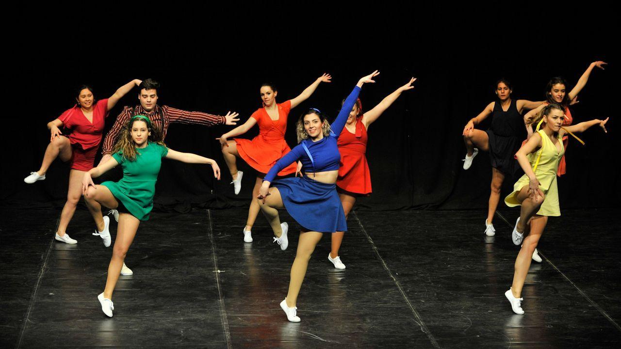 el brillo y el talento de 600 estrellas de la danza en lalín