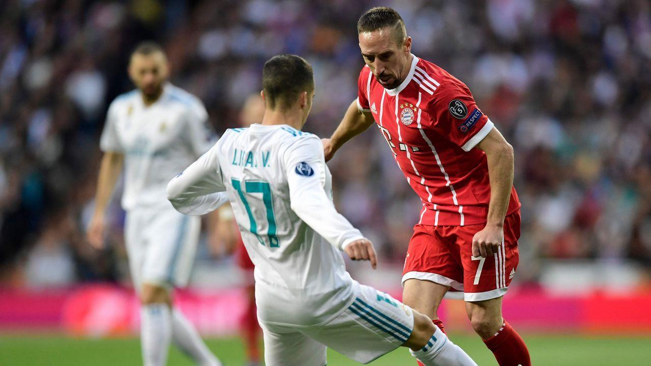 El Real Madrid busca llegar a la tercera final consecutiva de la Champions  League f280a126a81c6