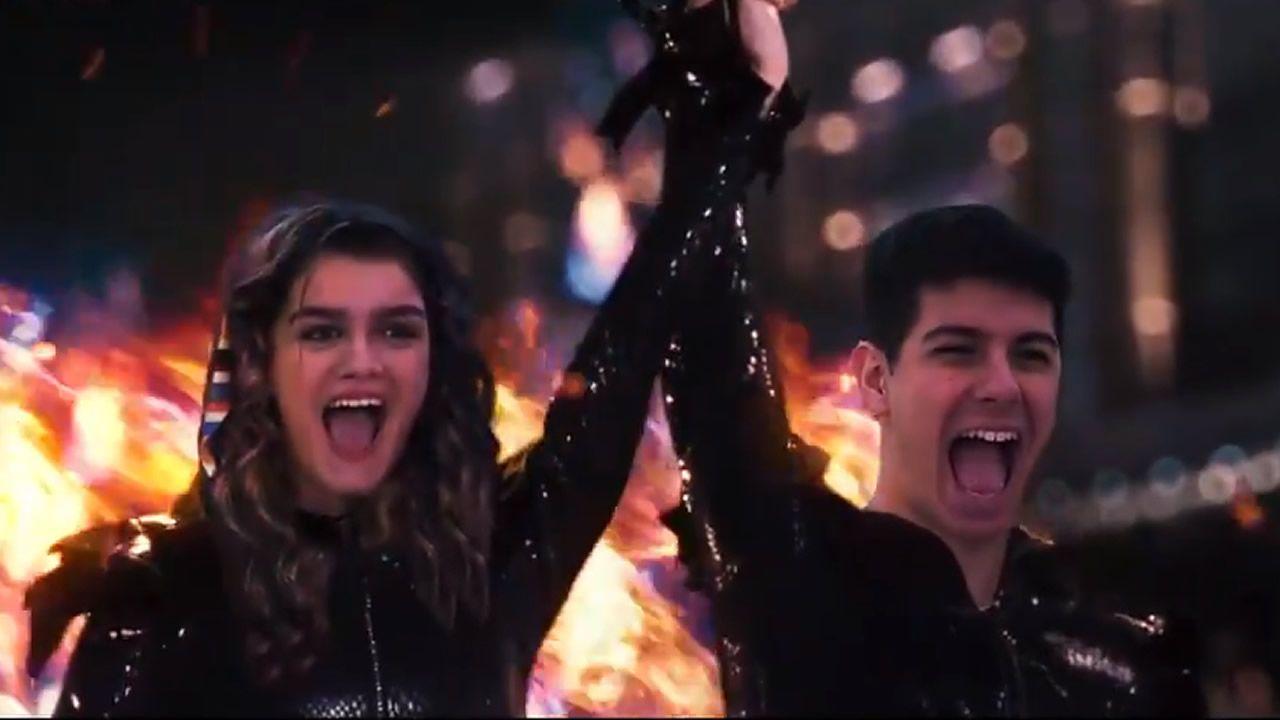 Amaia Y Alfred Invocan A Los Juegos Del Hambre En Un Video Viral