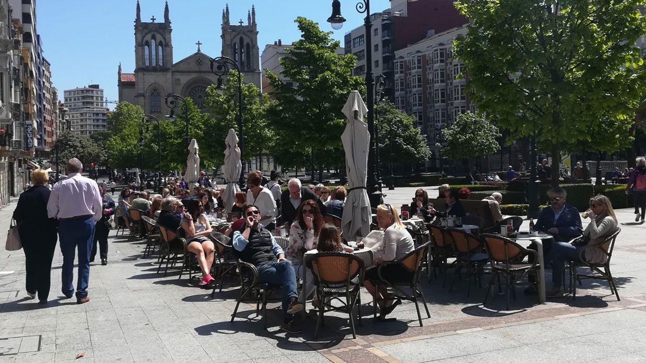 Asturias Hace Acopio De Sol Para Una Semana En La Que Volverá La Lluvia