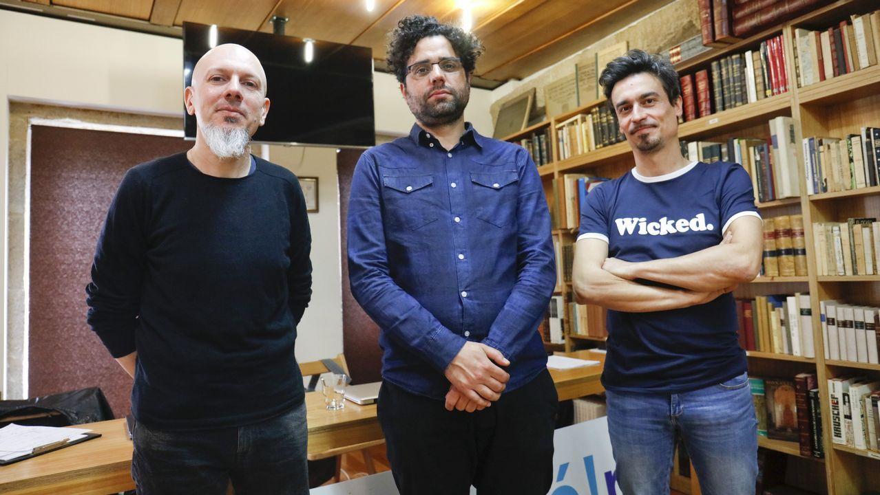 La Voz de Galicia. Firmas
