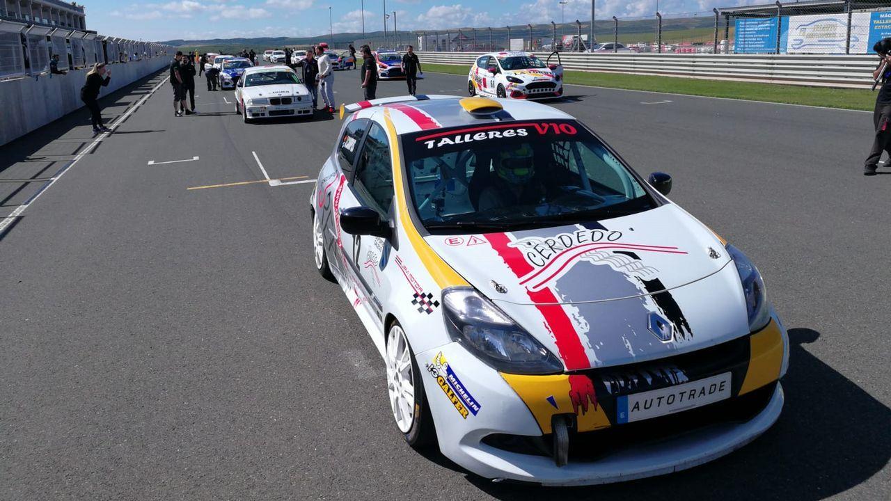 Circuito Los Arcos : Juan campos se impuso en el circuito navarro de los arcos