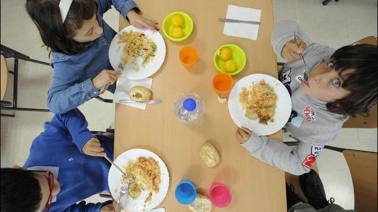 El Concello estradense convoca ayudas para comedor escolar que ...