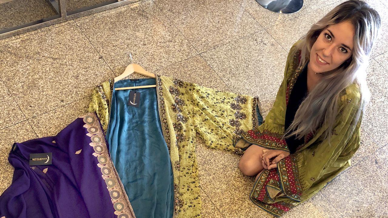 Una fábrica gallega emplea en la India a mujeres desfavorecidas