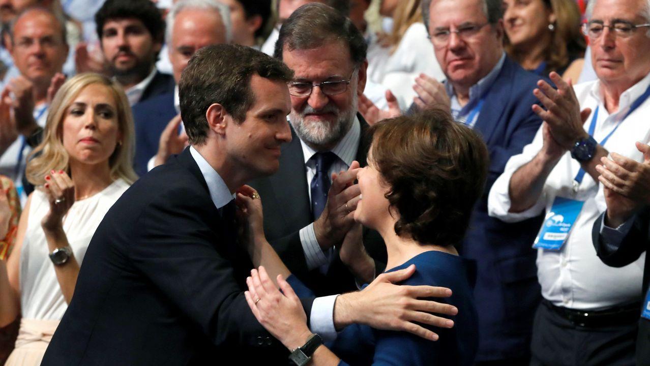 Resultado de imagen de Los retos que afronta el nuevo líder del PP Los retos que afronta el nuevo líder del PP