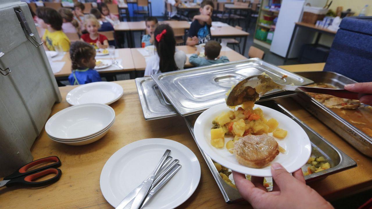 Publicadas las listas de ayudas a la escolarización y el comedor