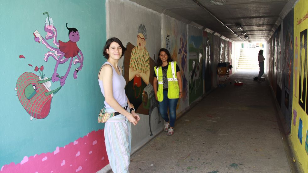 Murales Artisticos Contra Pintadas