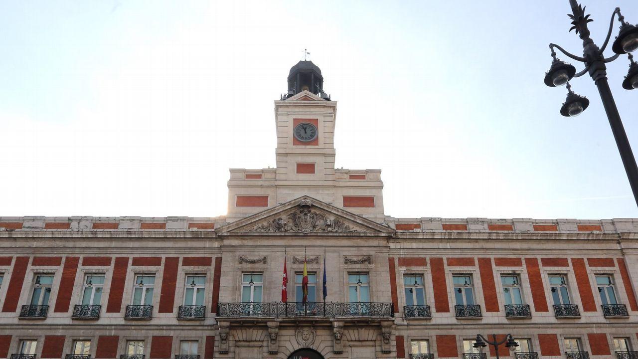 894750ae087b El reloj de la Puerta del Sol dará las campanadas dos veces