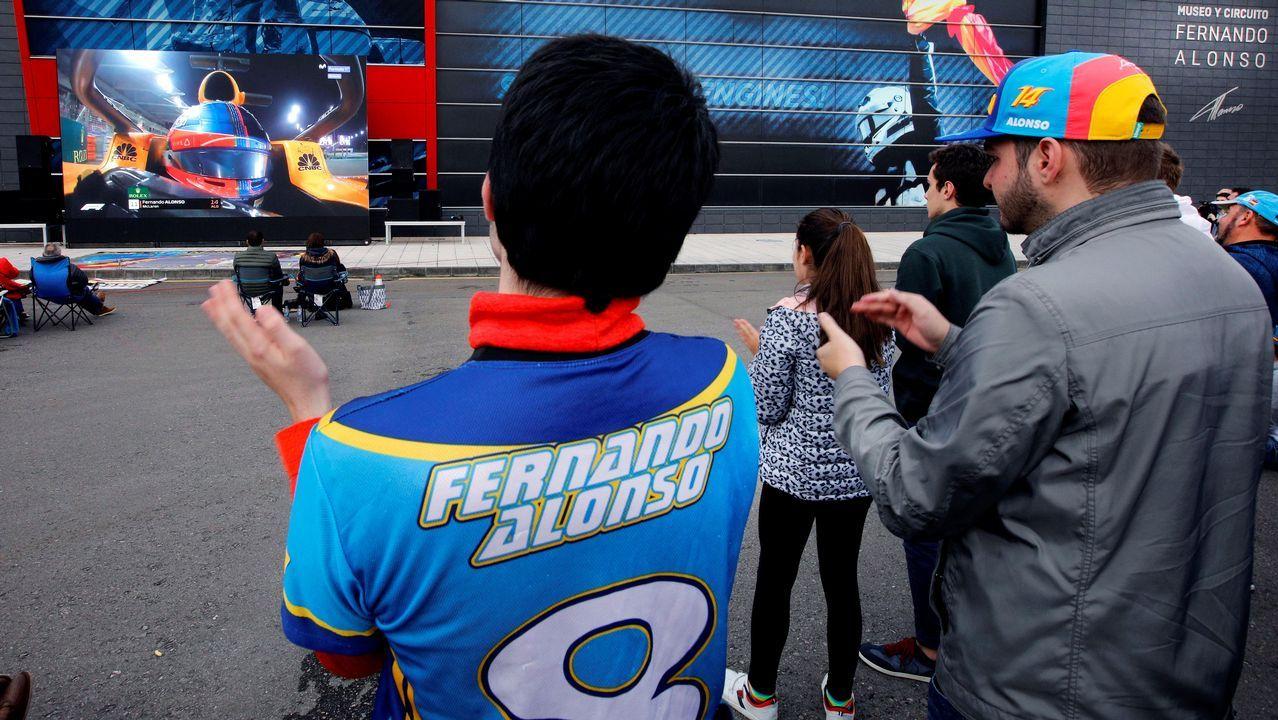 Circuito De Fernando Alonso : Tras las h de spa las h del circuito fernando alonso