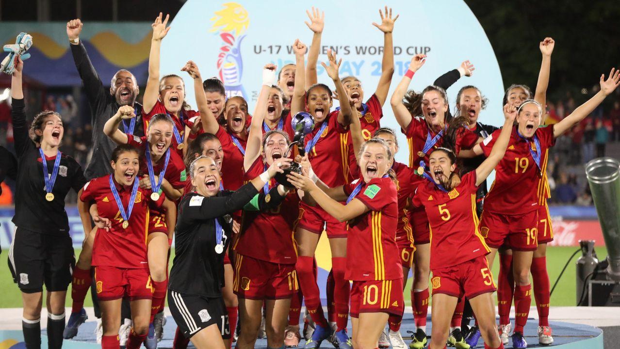 España conquista su primer Mundial de fútbol femenino f51d33dbf30fc