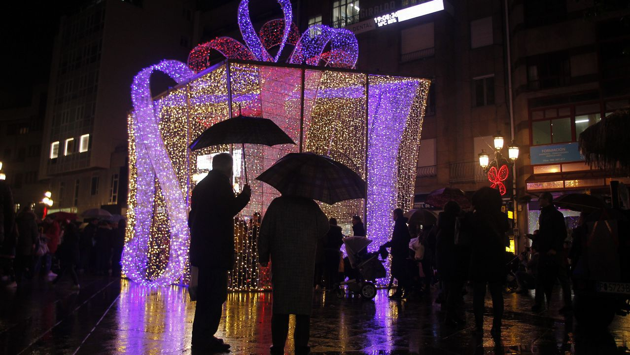 a31bc3b4bfc O Salnés se ilumina para encender el espíritu navideño