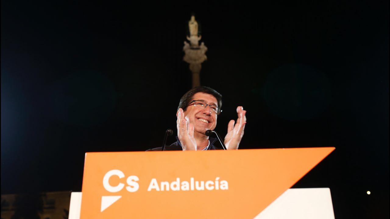 889f7eb559d81 Ciudadanos rebaja sus exigencias en Andalucía y dice que la única línea  roja es que no gobierne el PSOE