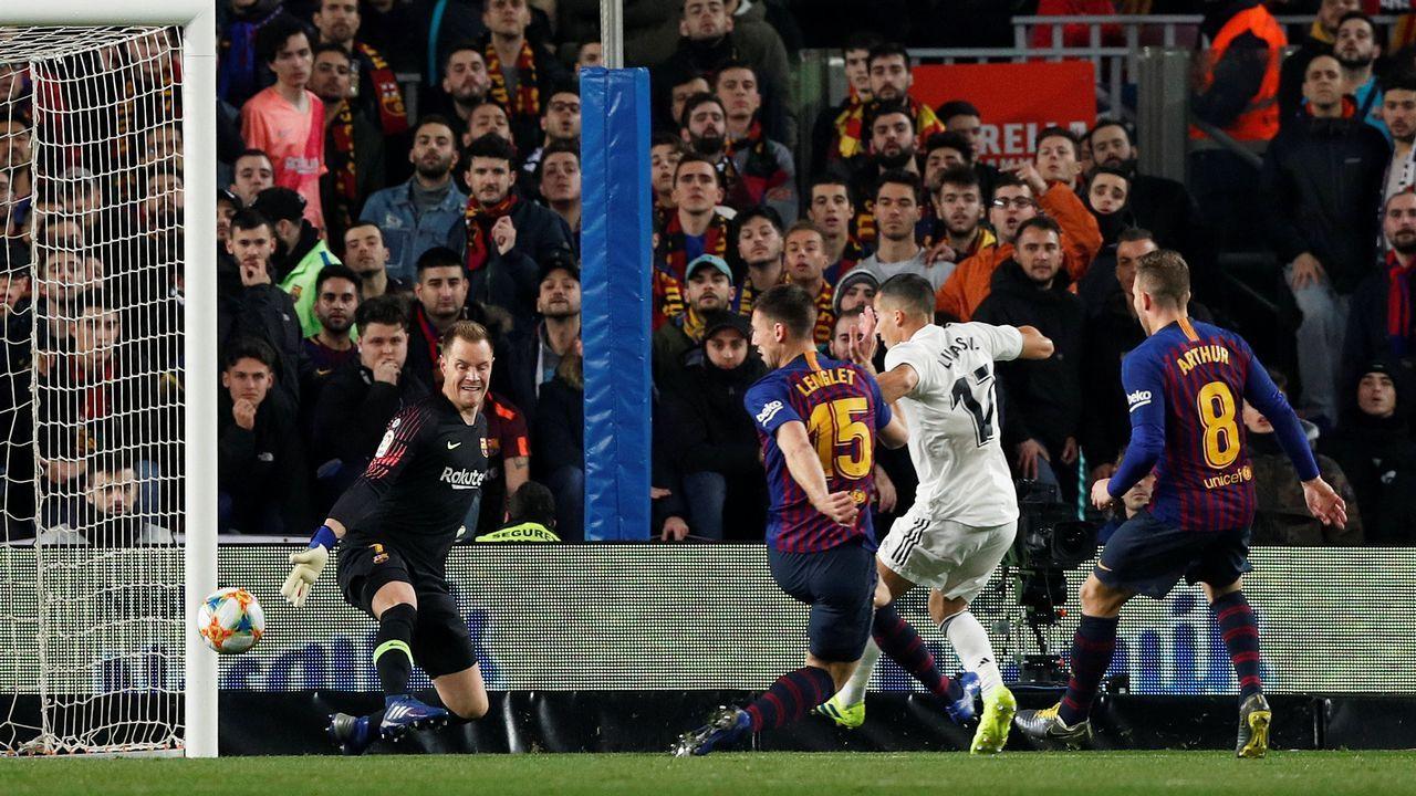 En directo  Fútbol Club Barcelona - Real Madrid Club de Fútbol 86799cbcbedcb