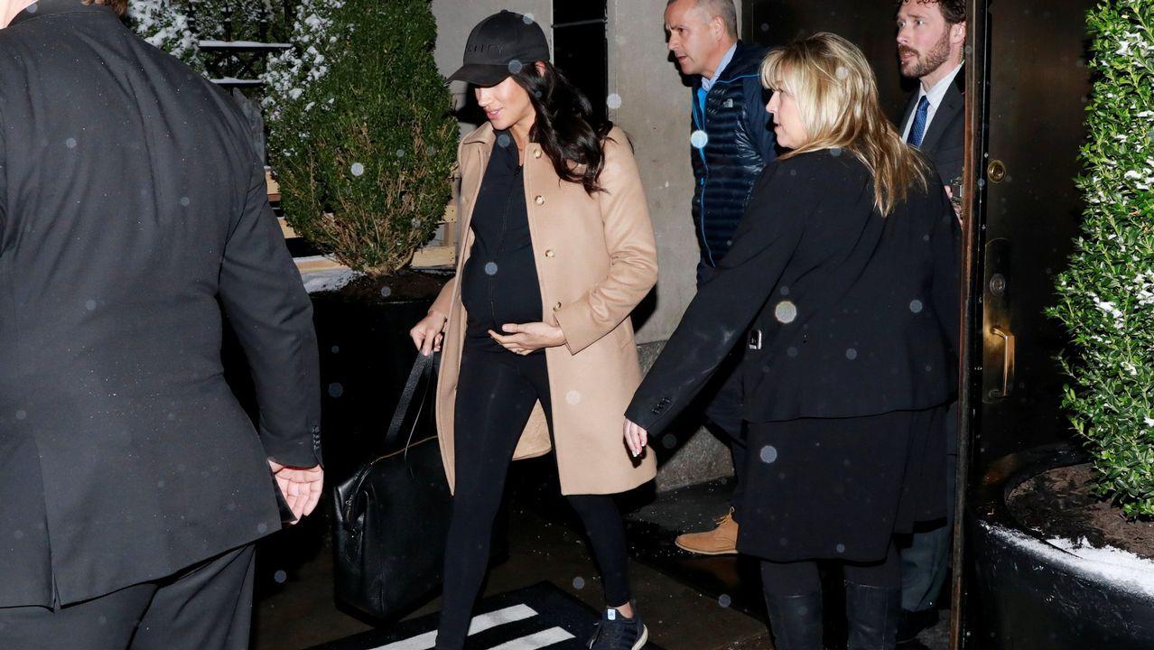 1b95b8409 Meghan Markle y su «ostentosa baby shower» con suite de lujo y avión privado