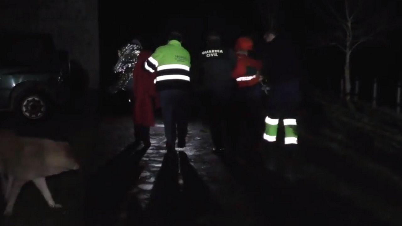 Captura de pantalla del vídeo publicado por iFomo News 23ff4a887bb75