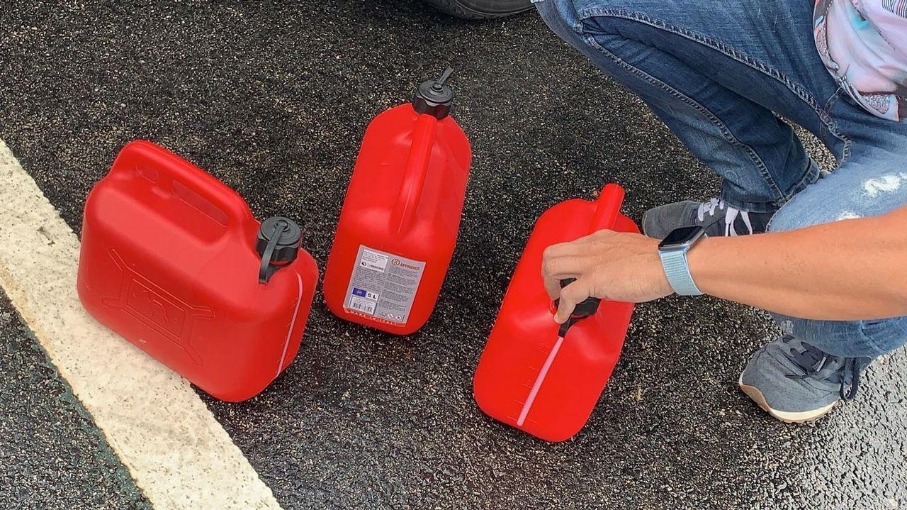 Problemas Con El Carburante En Portugal Pagamos 1 90 El Litro Para No Quedarnos Tirados