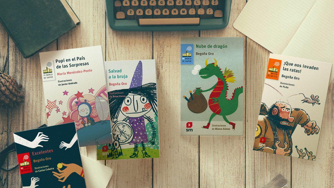 2ae8888354 ... niños de 12 años) se convierten en protagonistas. Desde la firma se  incide en que con estos títulos se busca fomentar la lectura y el trabajo  en equipo.