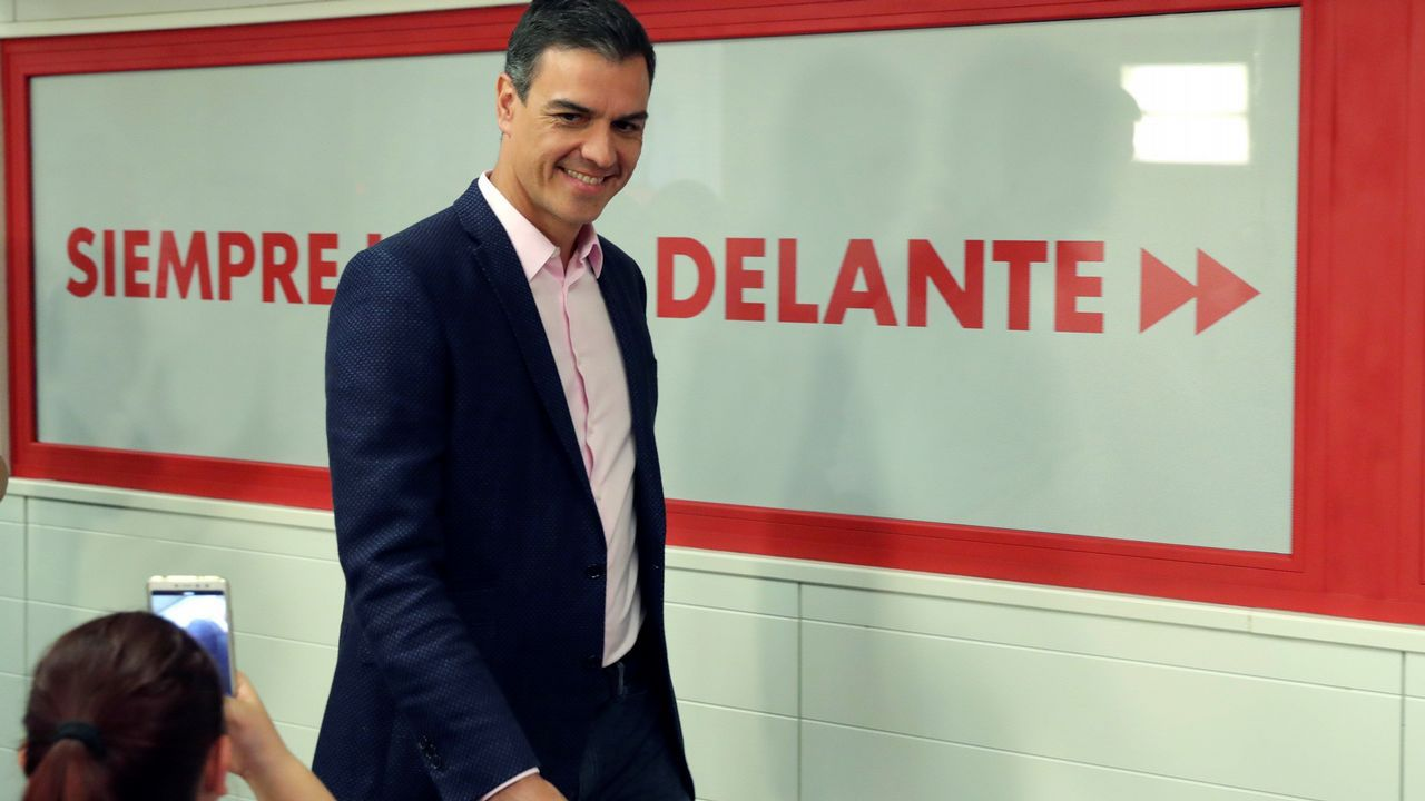 """El PSOE no """"remató la faena"""""""