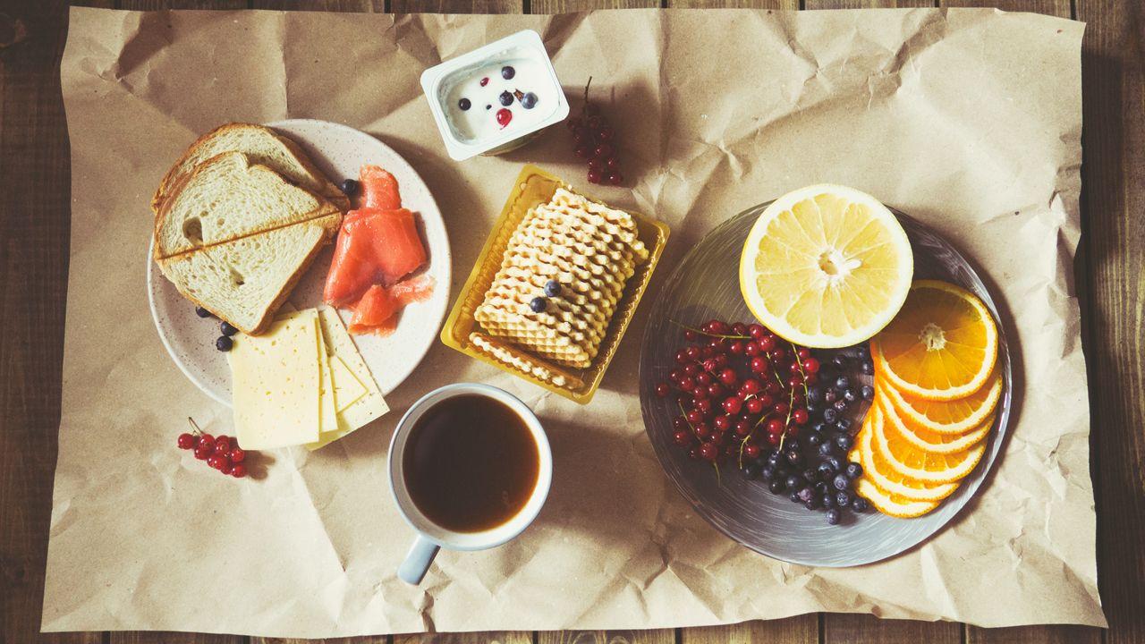 formas saludables de frenar el hambre