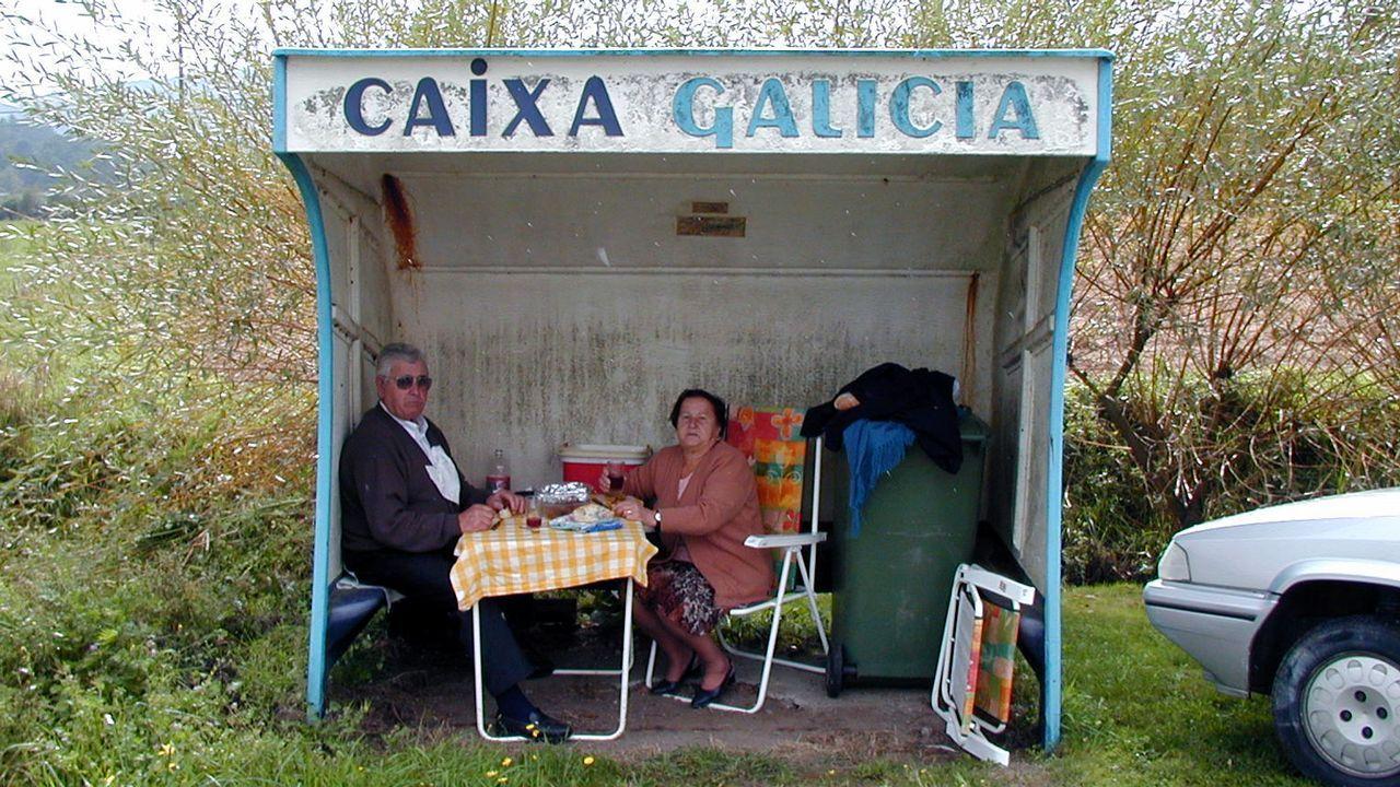 Las mil y una marquesinas gallegas