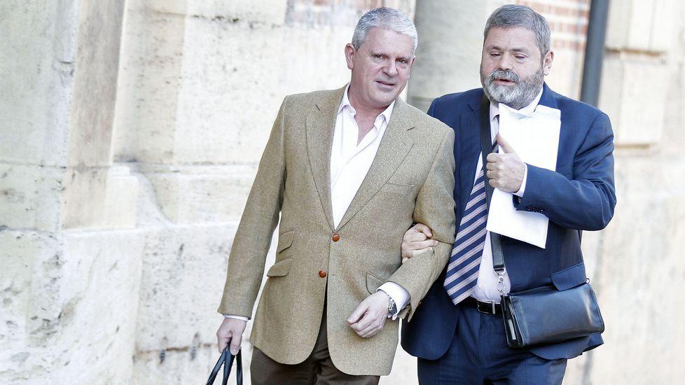 Correa, Crespo y Álvaro Pérez, a prisión.