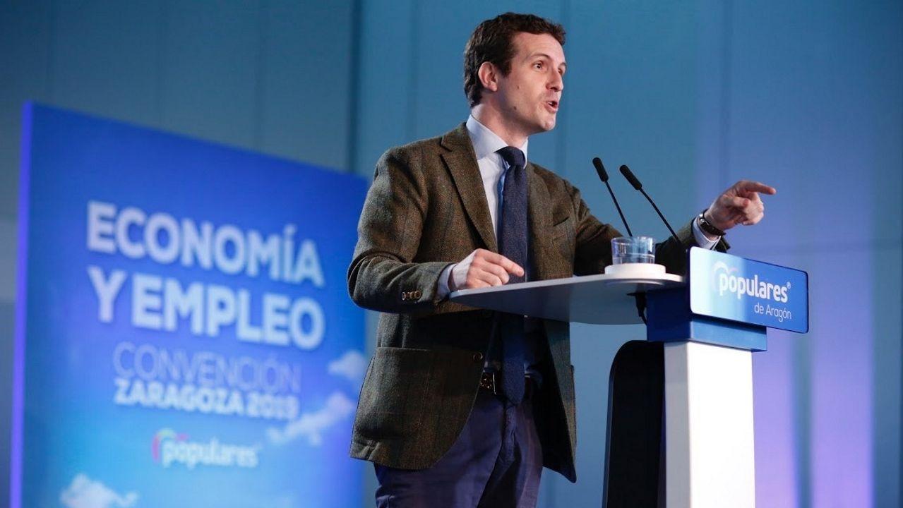 Casado anuncia que el PP recurrirá ante el TC los decretos convalidados en el Congreso.Antti Rinne, lider de los socialdemocratas finlandeses