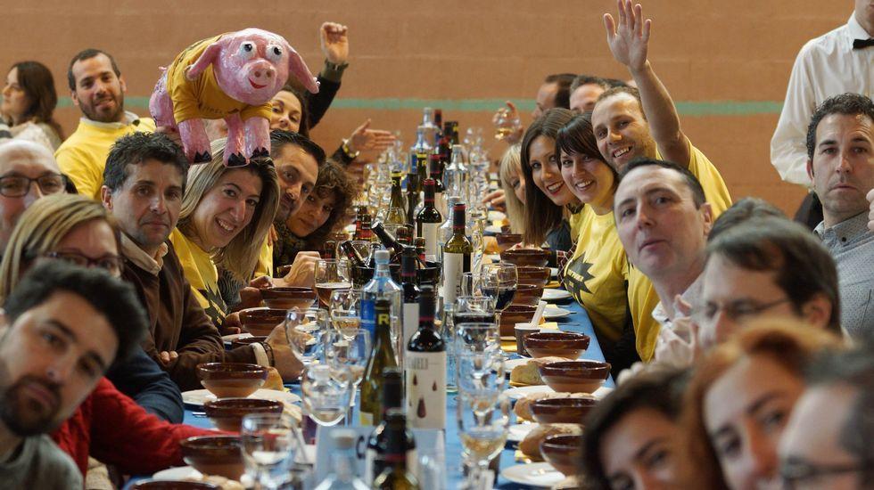 La Festa do Codillo se celebró en enero