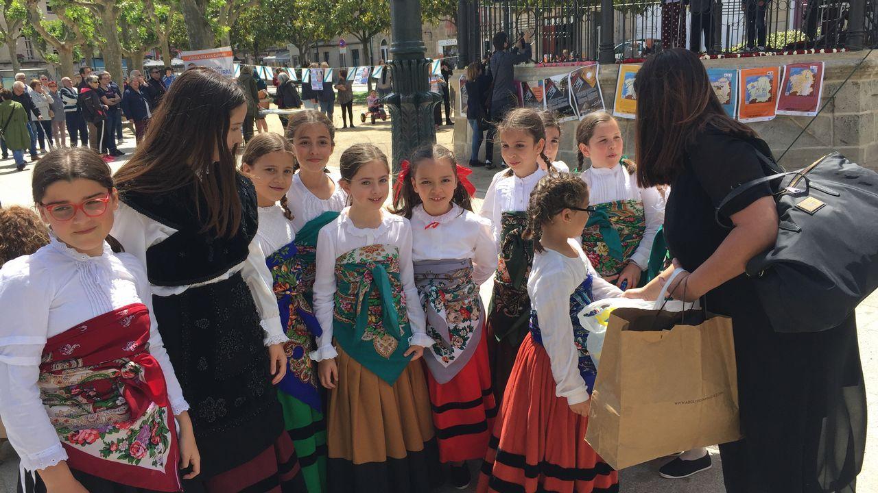Plaza América abierta al público