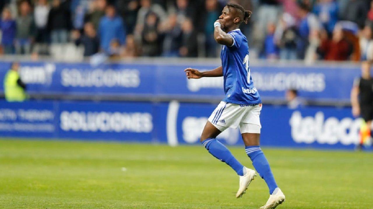 Gol Javi Cueto Izarra Vetusta.Ibra celebra su gol al Granada