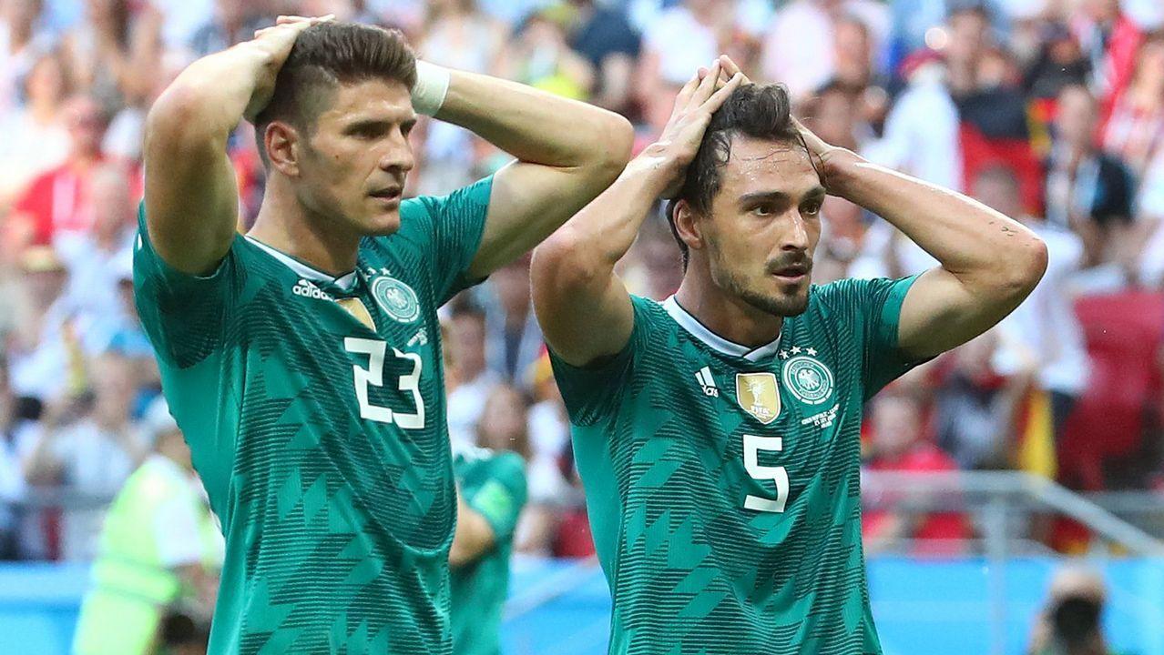 Griezmann y Modric se disputan el Balón de Oro