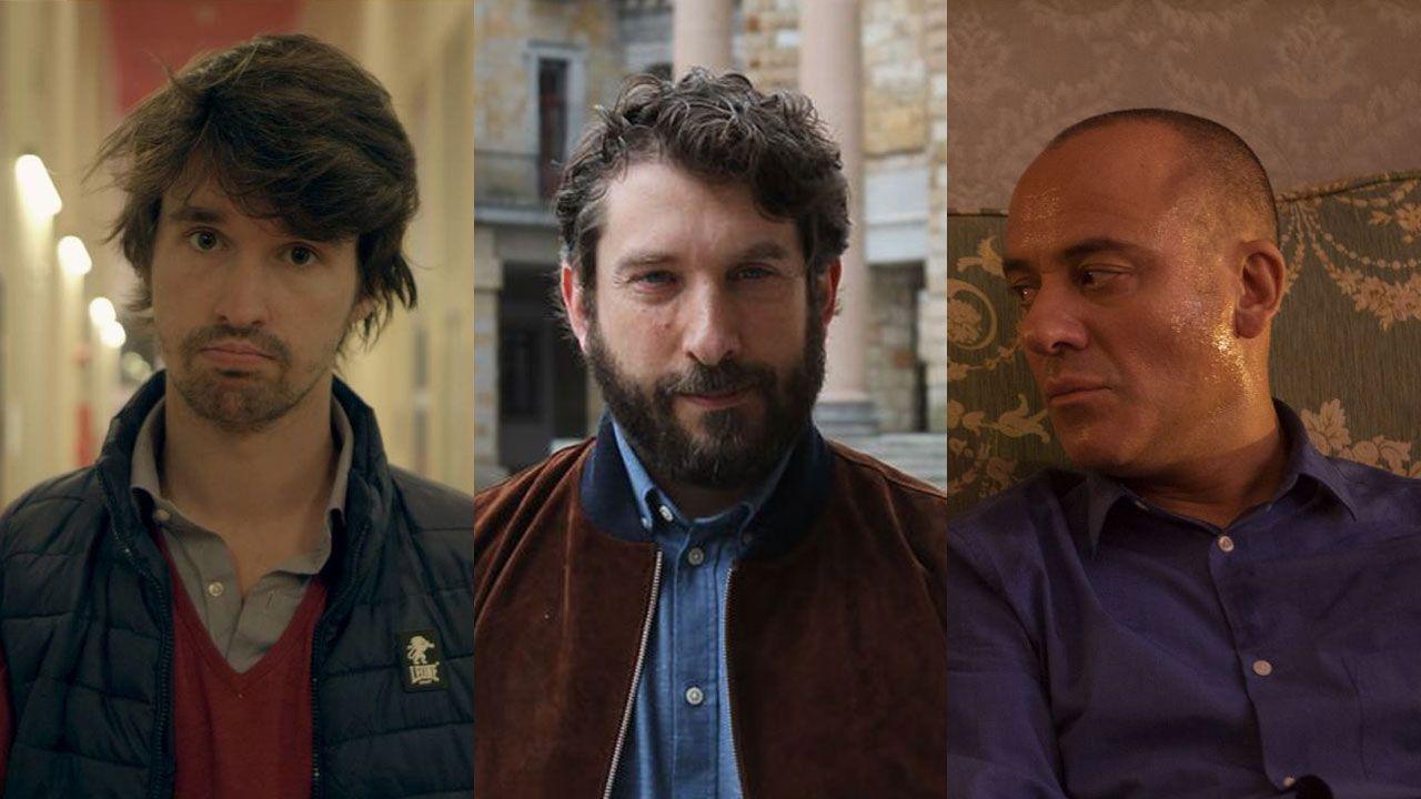 .Santiago Alverú, Sergio G. Sánchez y Javier Gutiérrez, nominados a los Goya 2018